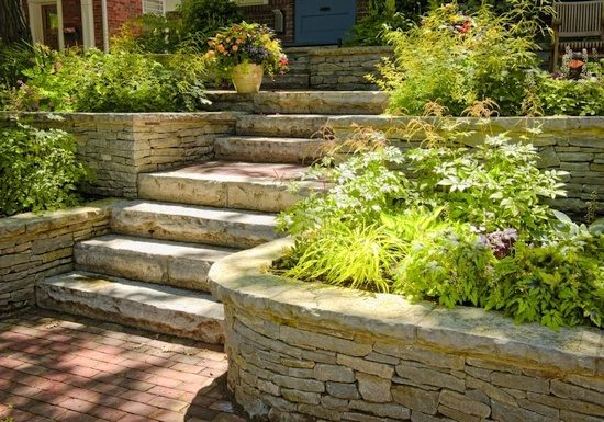 stonework - lawn care Madison MS